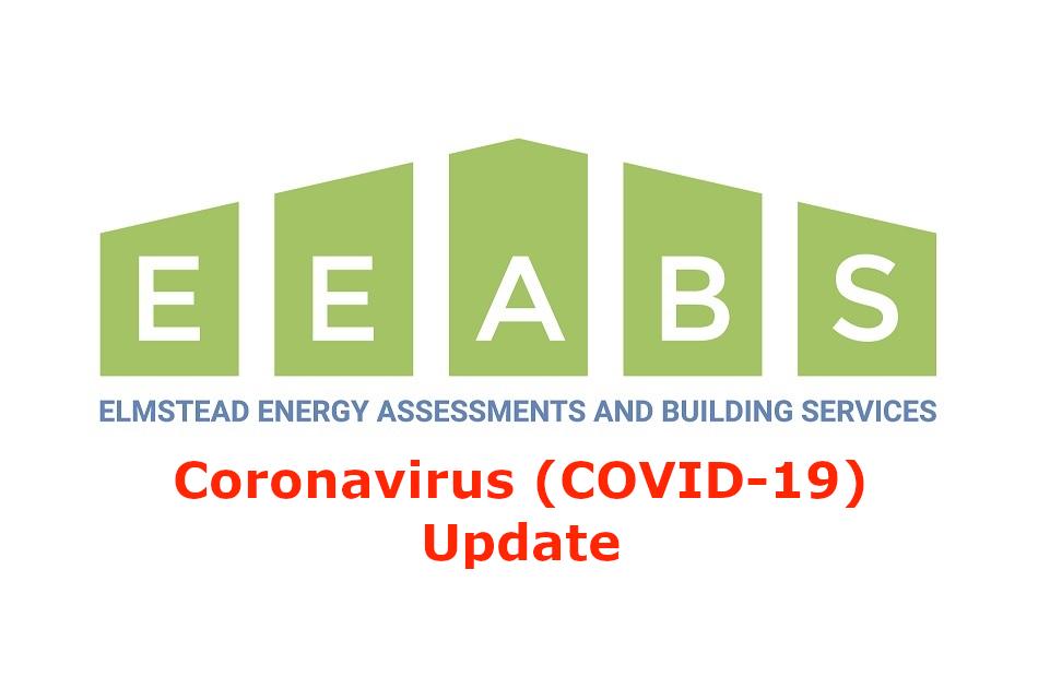 EEABS Coronavirus Update