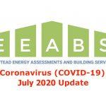 July 2020 – Coronavirus (COVID-19) Update