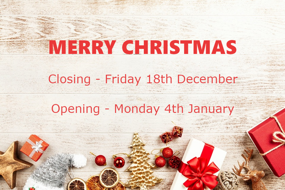 2020 eeabs christmas closing times